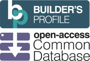 open-access Common Database - Builder's Profile
